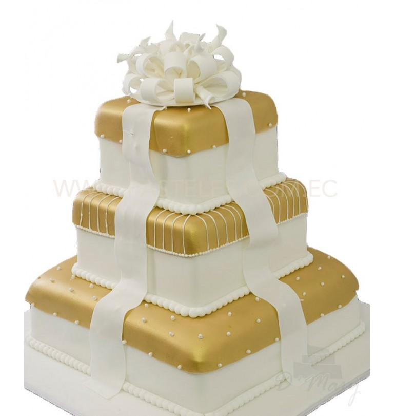 Dorado Blanco bodas