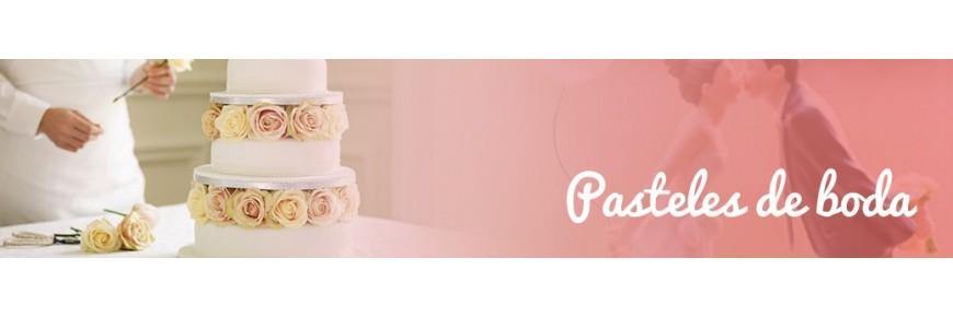 Pastel y Tortas de novia para bodas Quito -Ecuador